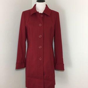 LOFT Red Coat